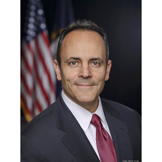 Gov. Bevin and Braidy Industries' Bouchard talk leadership, development at Local Issues Luncheon