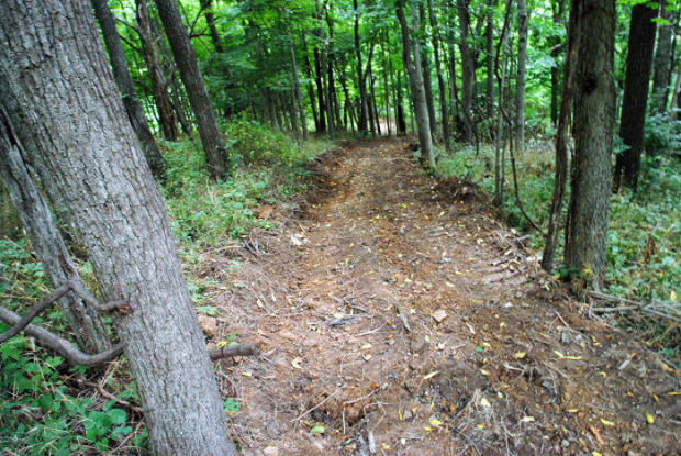 Bracken recreation trails to open in September