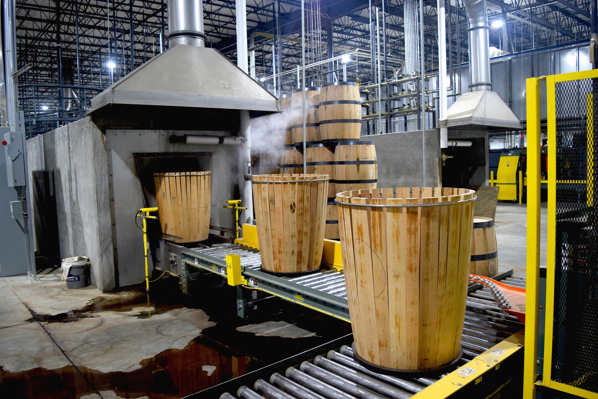 At East Bernstadt Cooperage, the 'Bourbon Boom' is Driving Expansion