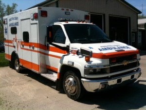 Pendleton County gets $500,000 grant for new ambulance building
