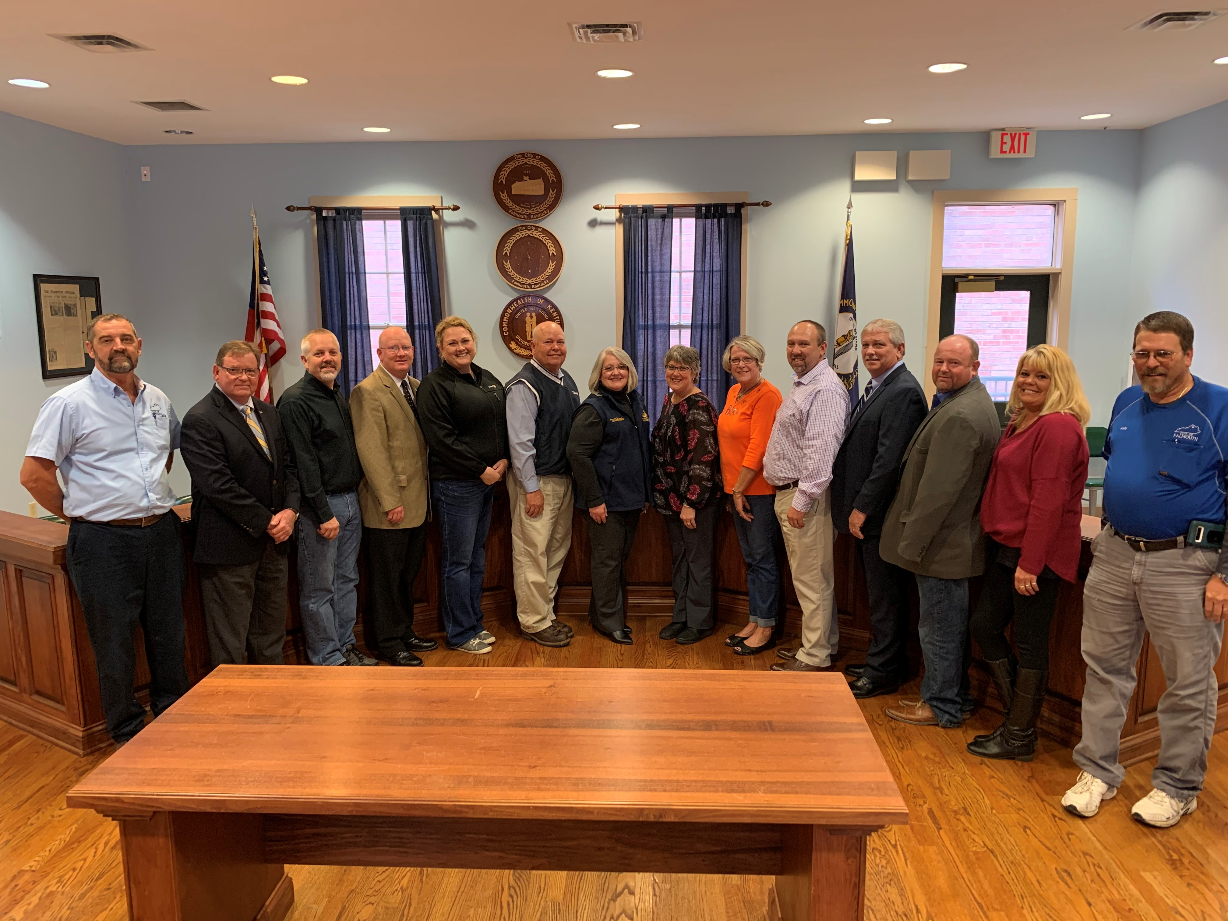City of Falmouth Receives $1 Million CDBG Grant for Wastewater Improvement Project