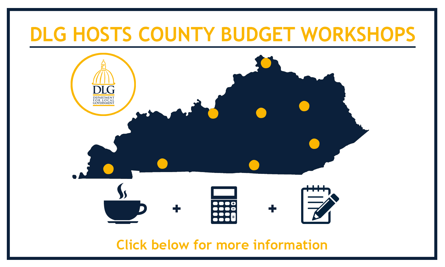 2018 County Budget Workshops