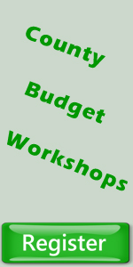 County Budget Workshop Registration